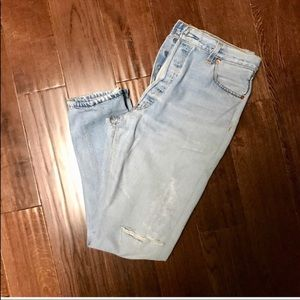 Re/Done Levi Jeans